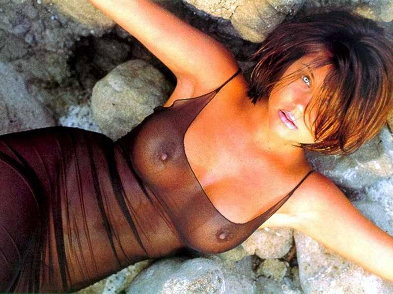 Thiessen  nackt Tiffani-Amber 59 Alyssa