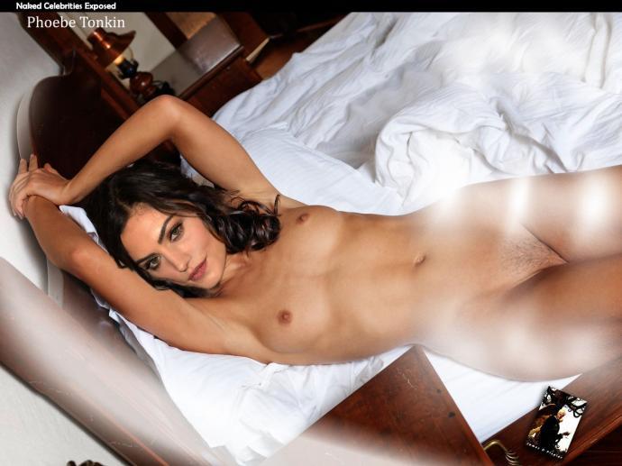 Фиби тонкин фото голая