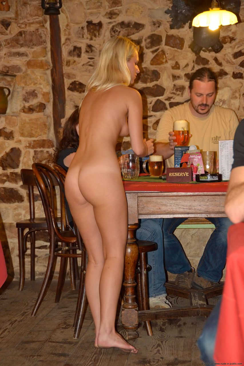 Hooters waitresses going nude mine, not