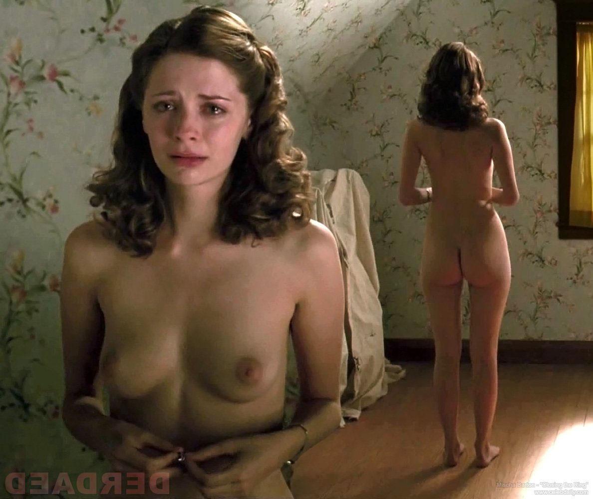 Mischa barton tits nude