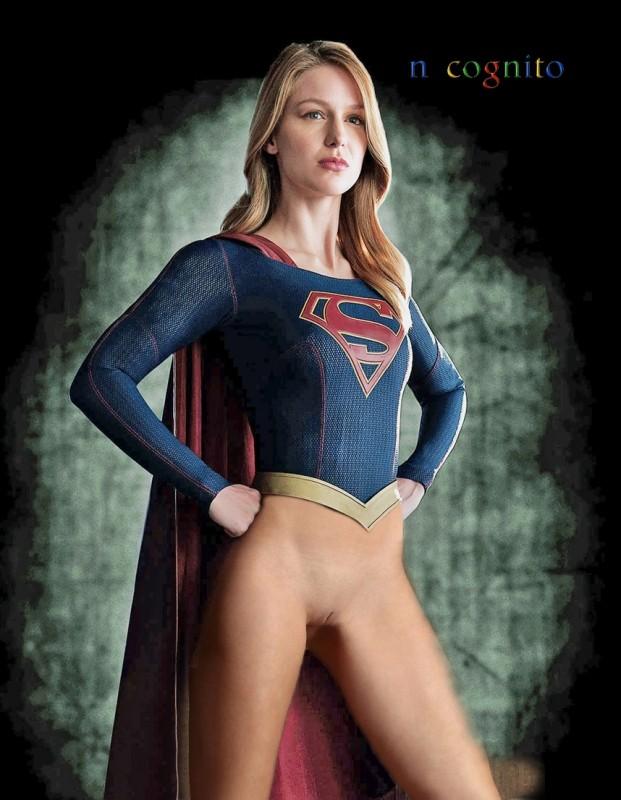 Supergirl naked Awkward Images