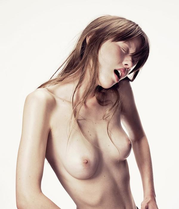 Mia Goth Nude