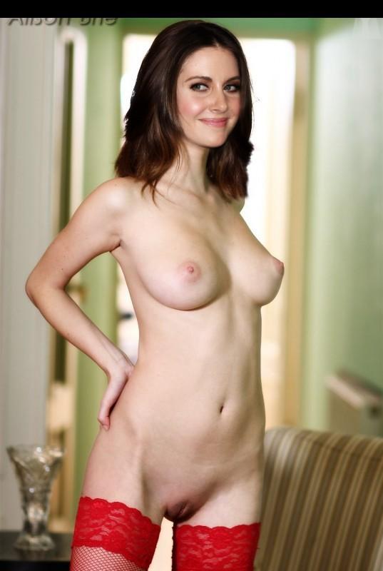 porn Alison brie fake
