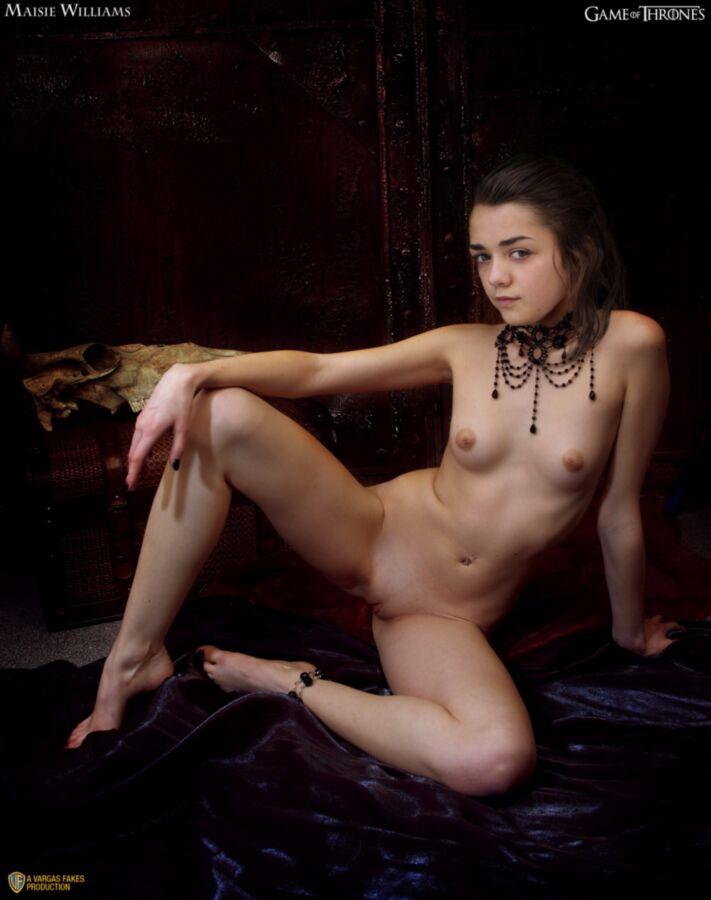 Maisie Williams Pornos