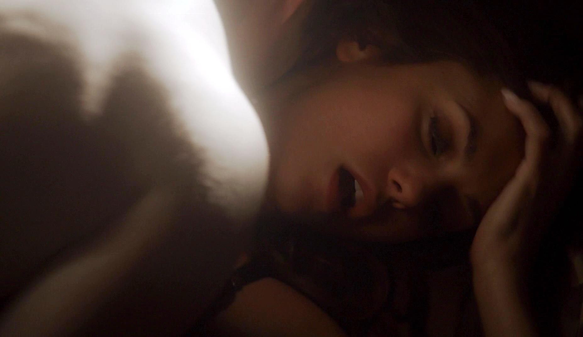 Dobrev sex scene nina Nina Dobrev