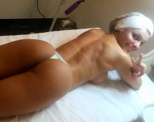 from Reece robin tunney nude pubic