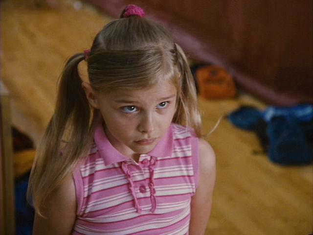 Chloe Grace Moretz Nip Slip