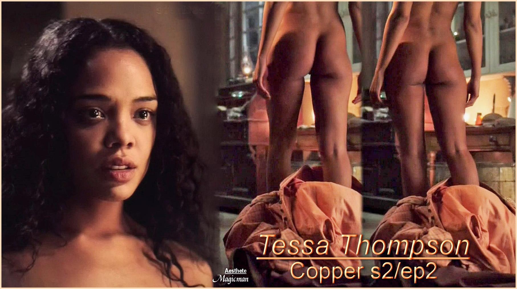 Thompson naked tessa 60 Sexy