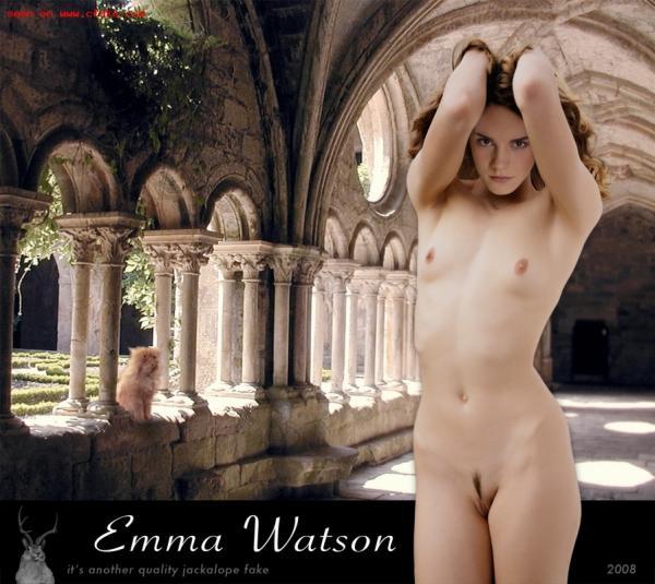 смотреть фото голой эммы уотсон