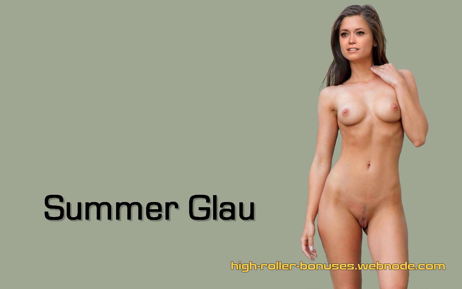 Summer glau topless