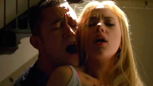 Scarlett johansson sex scenes videos can