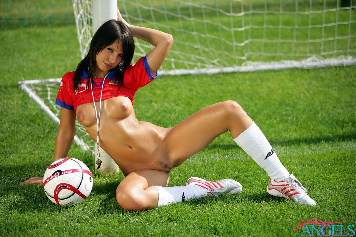 Nude football hentia lovers