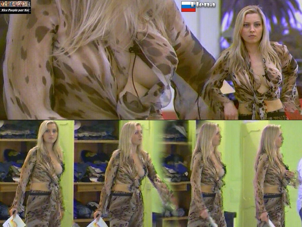 Elena Lenina  nackt
