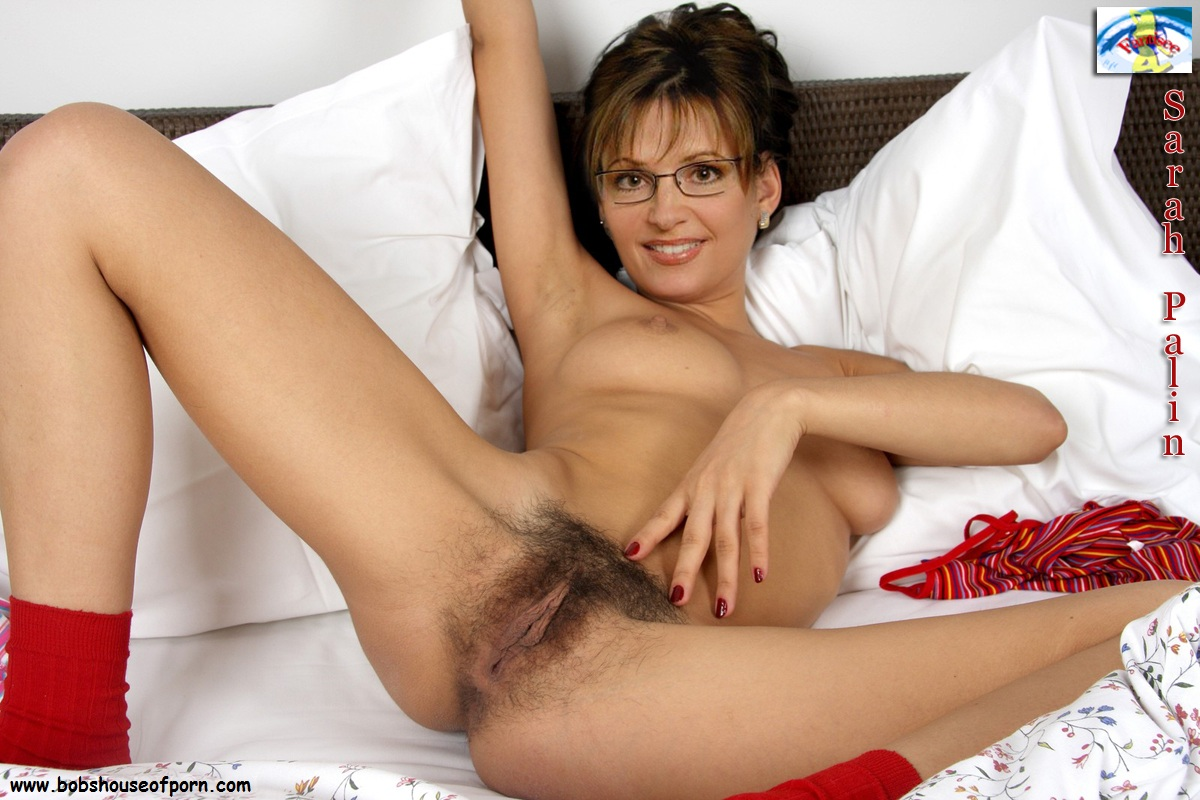 Palin topless