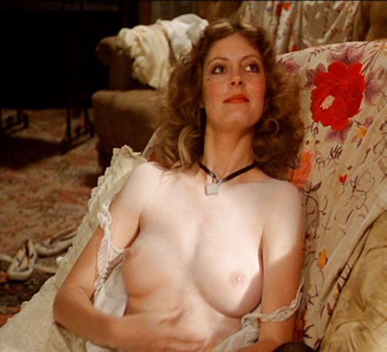 Susan sarandon nude photo