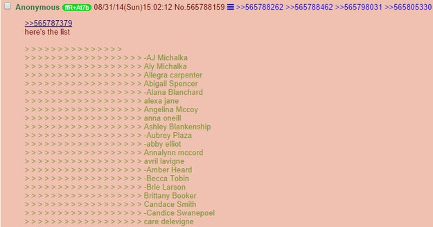 Leaked icloud photos list - Thefappening.pm - Celebrity