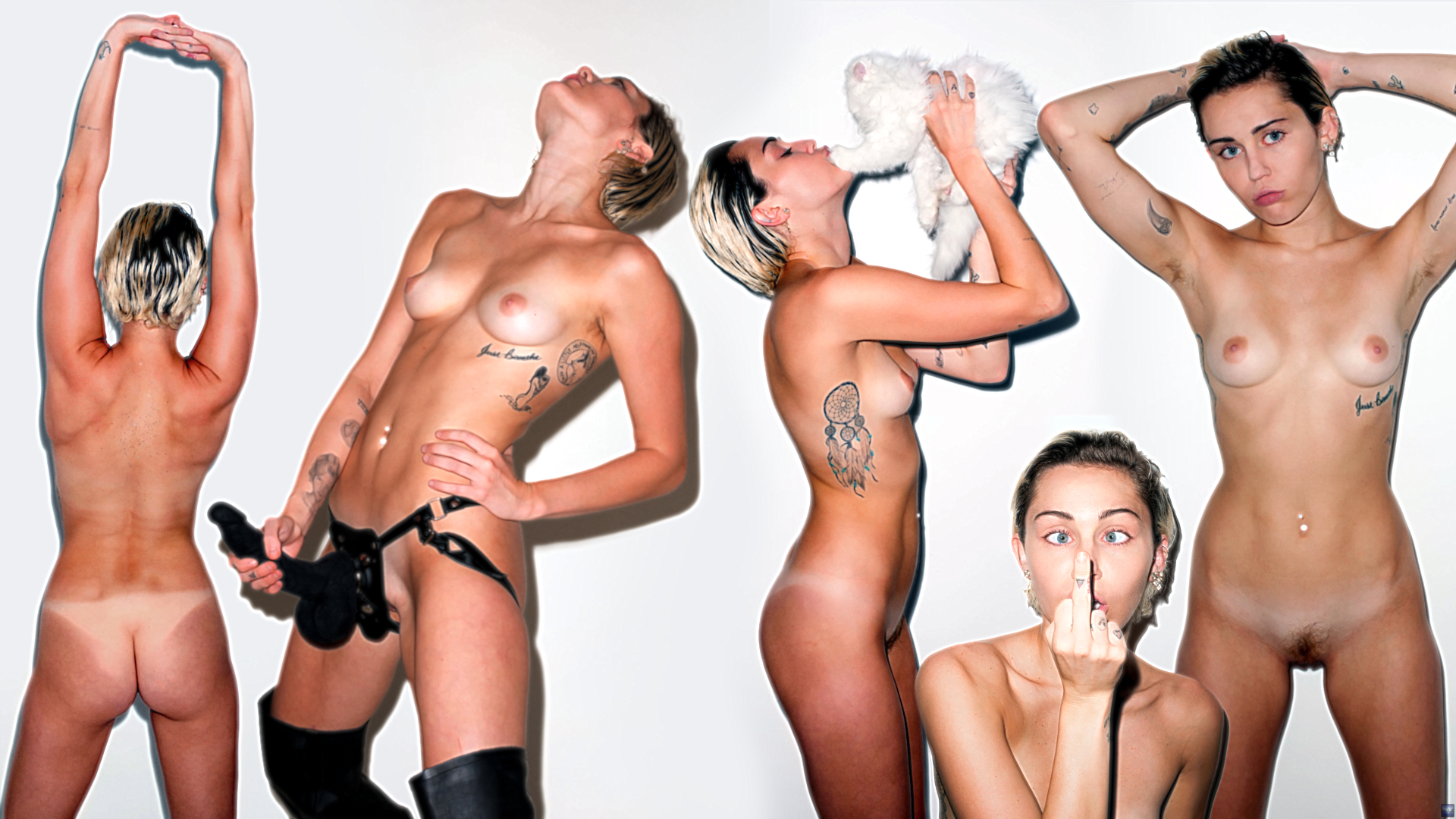 miley cyrus nude photos № 176460