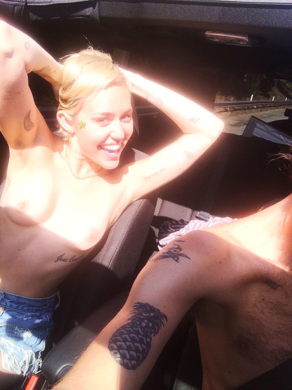 Miley cyrus nude leak