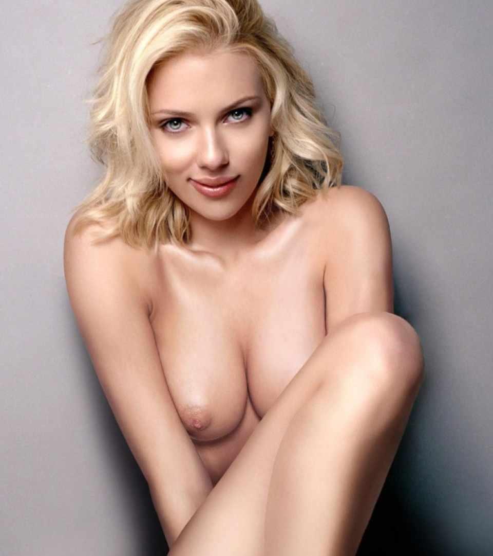 Scarlett Johanson Porno