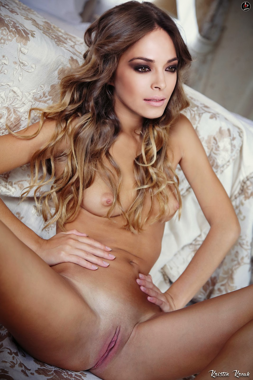Kristin naked nina Nina North