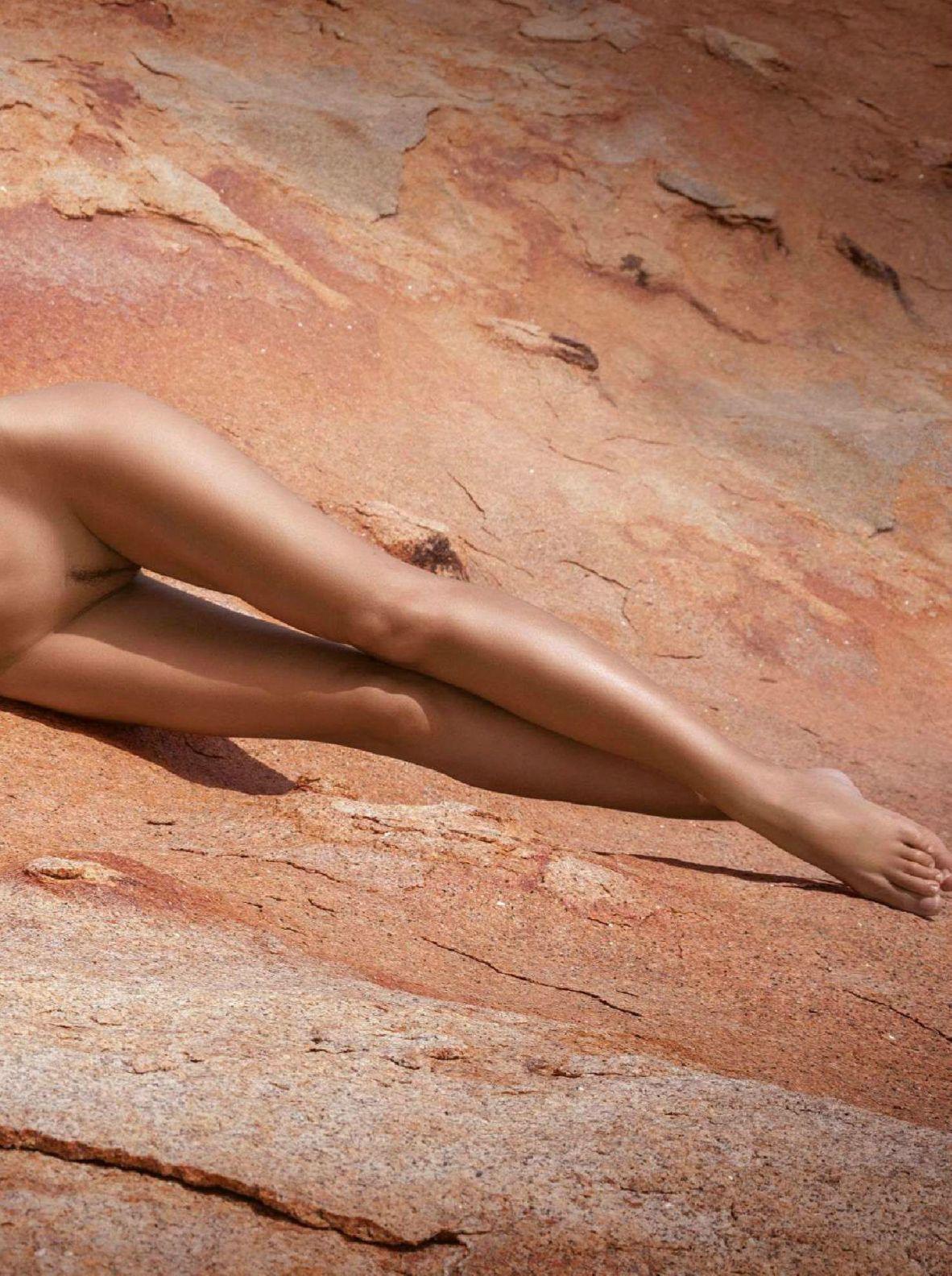 nude shown bailon Adrienne photo
