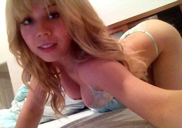 Celebrity leaked nudes jennette mccurdy