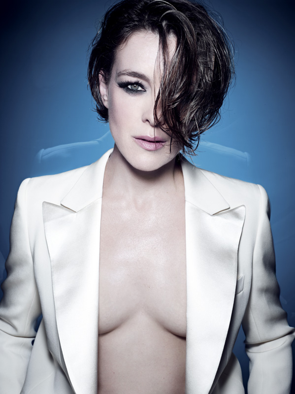 Olivia Williams  nackt