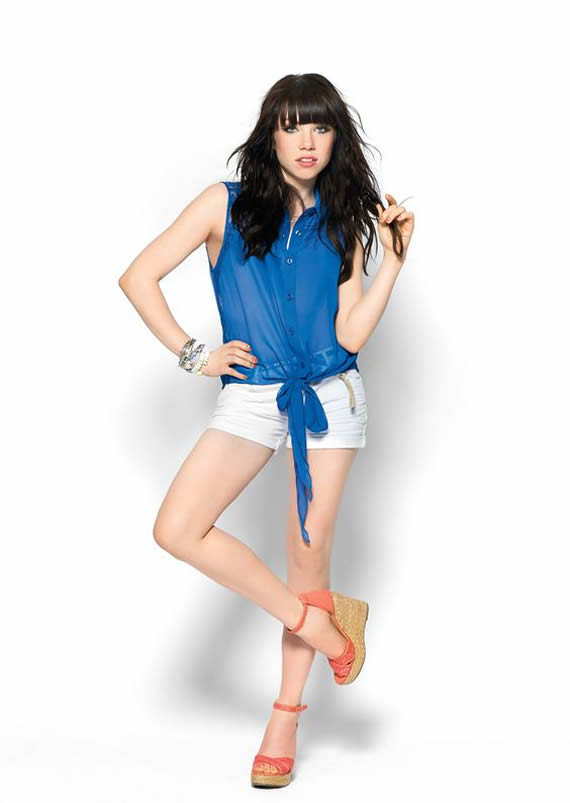 49 Nude Pictures Of Carly Rae Jepsen Which Will Leave You