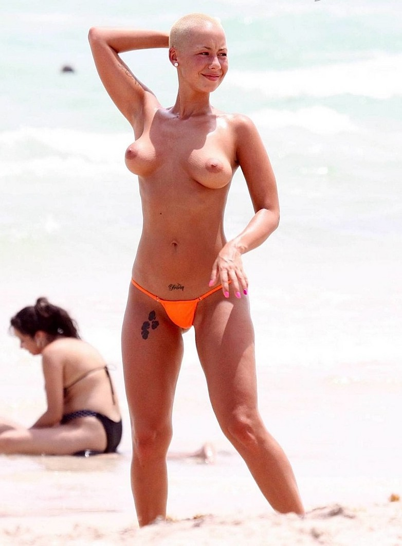 Amber Rose Thefappening